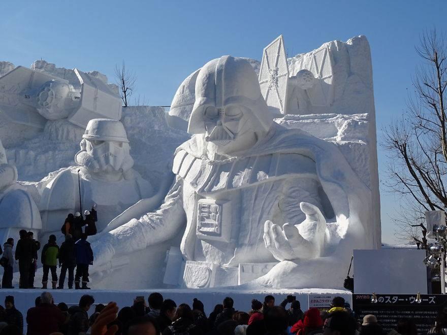 Sapporo Snow Festival 2022