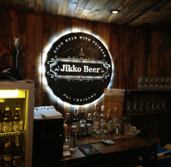 Pai Thailand jikko beer