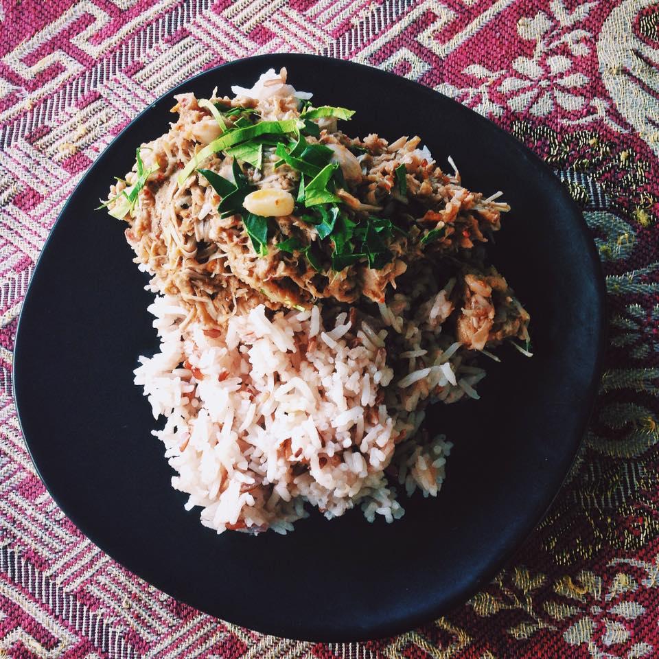 Pai Thailand dang restaurant