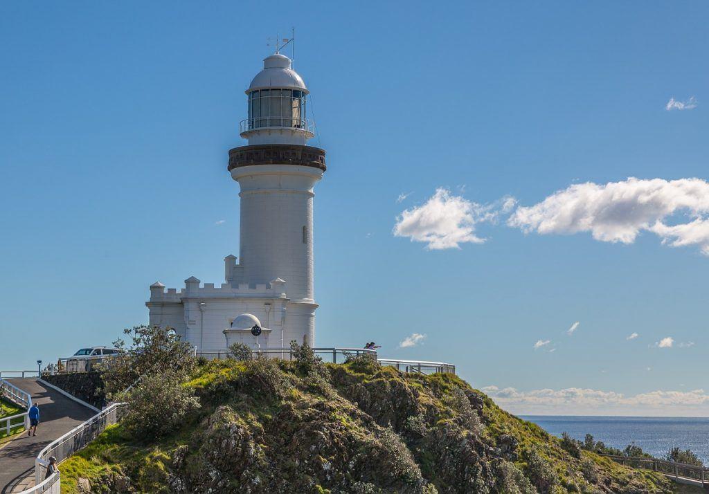 Light house at Byron Bay