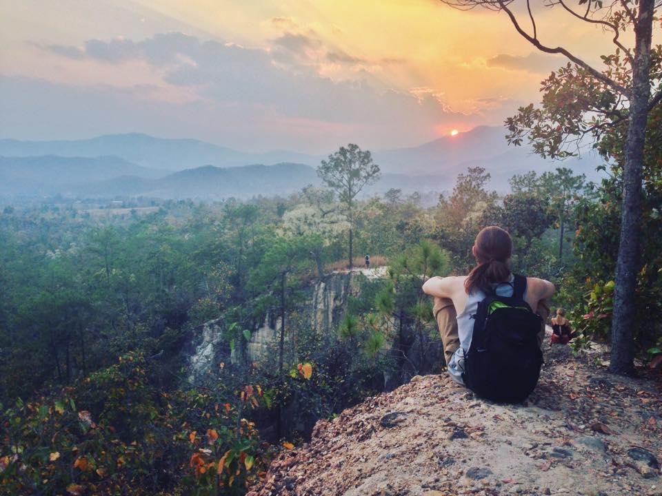 Pai Thailand pai canyon