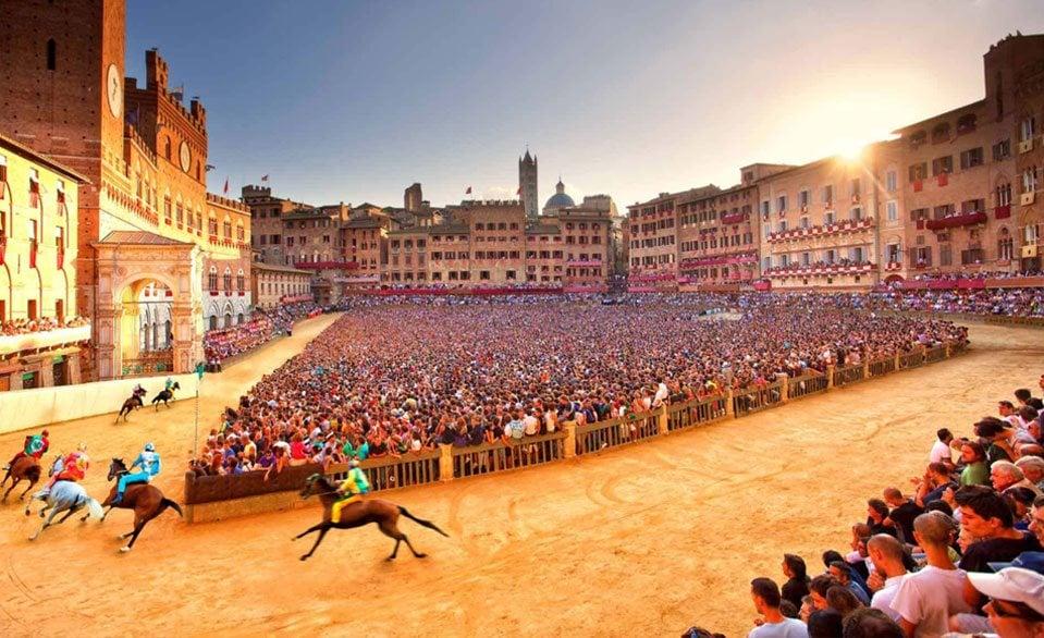 craziest italian festivals