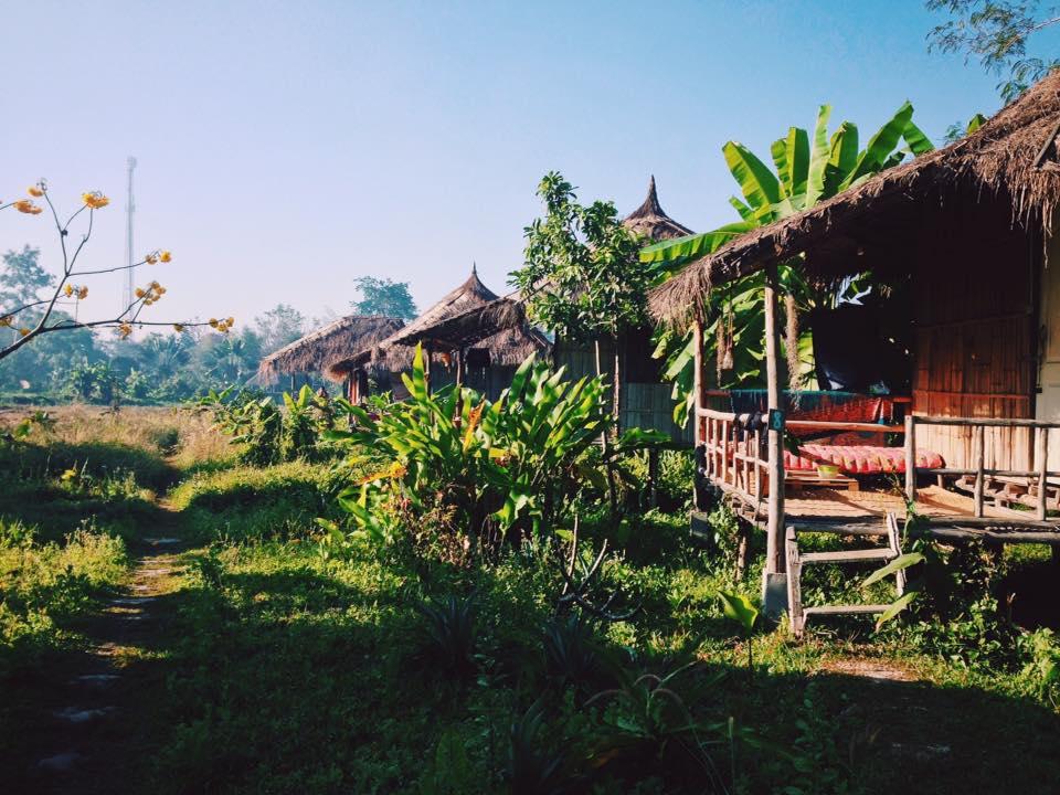Sabai Garden, Pai Thailand