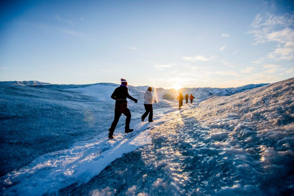 The coldest run in the world