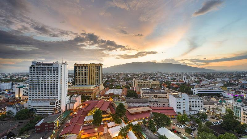 Things To Do In Chiang Mai view of the city