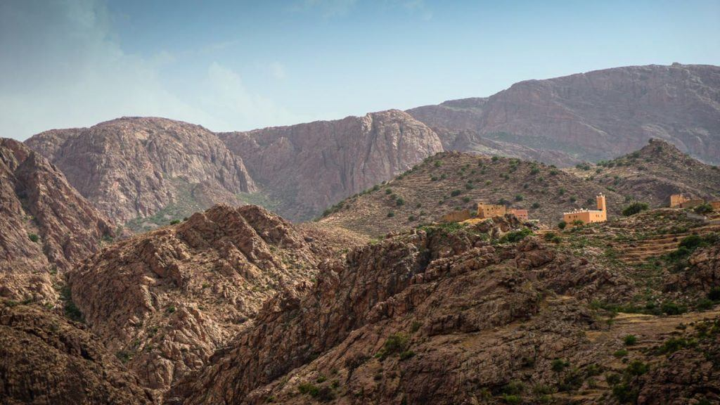 Places To Visit In Morocco, atlas mountains