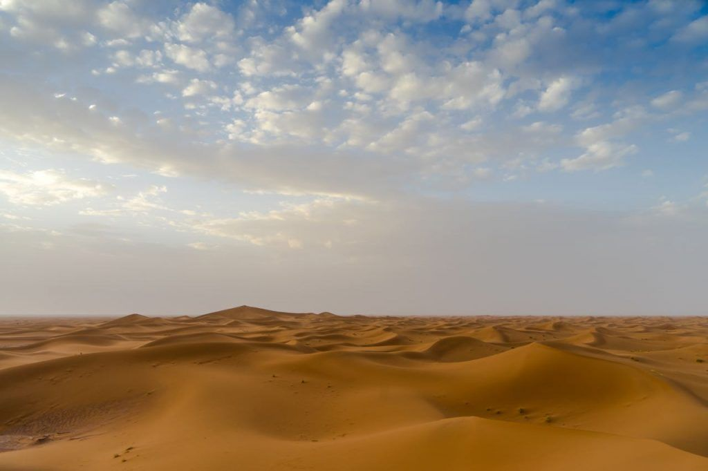 Places To Visit In Morocco, the Sahara