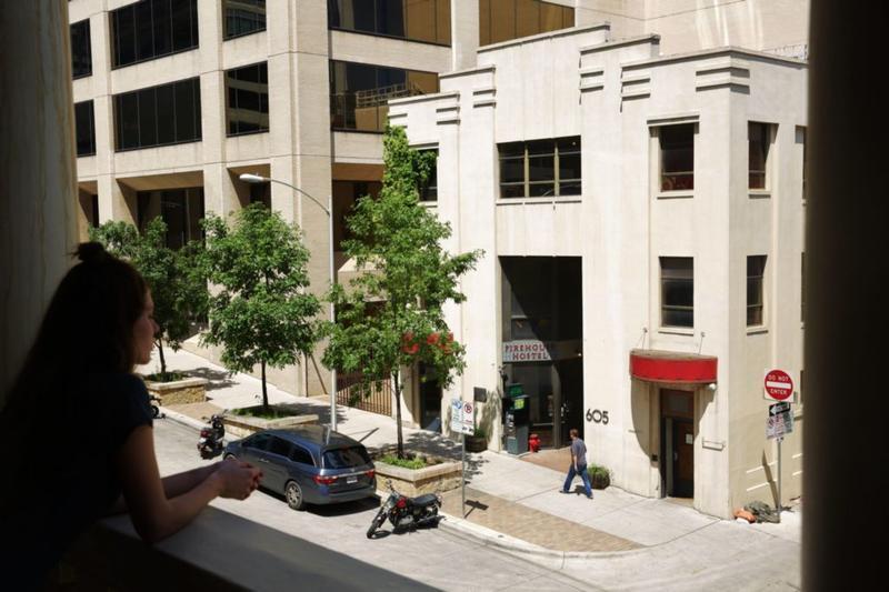 Best Hostels In The World, firehouse hostel, texas