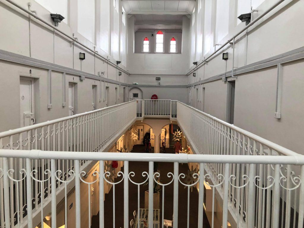 Best Hostels In The World, Jailhouse Acommodation