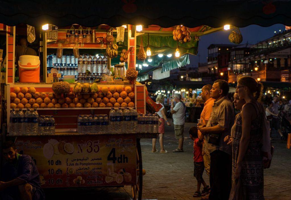 Ait Benhaddou, Marrakech