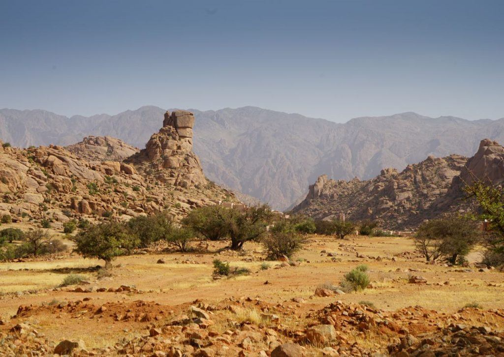 Places To Visit In Morocco, tafraoute