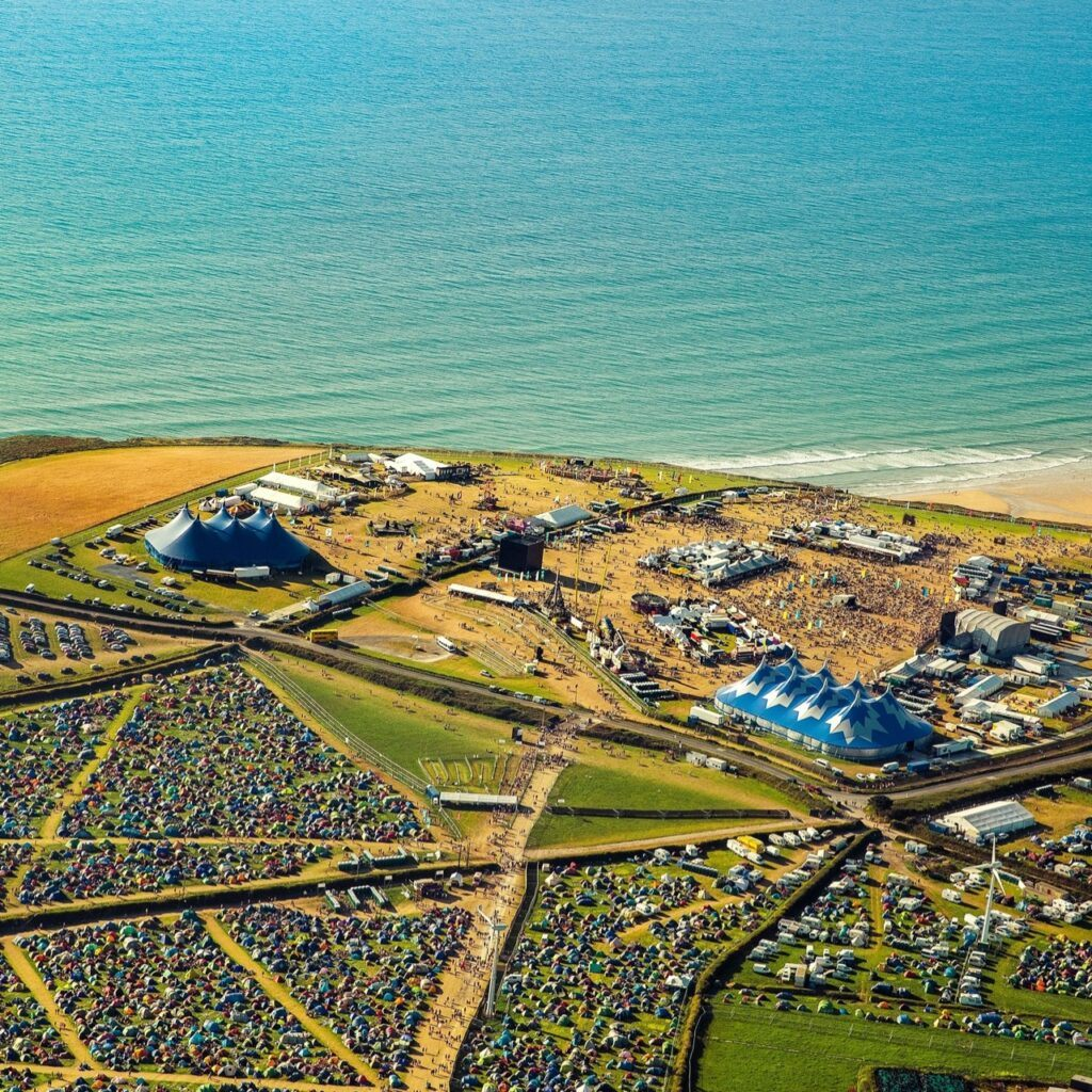 Boardmasters camping and guide to where to stay in Newquay