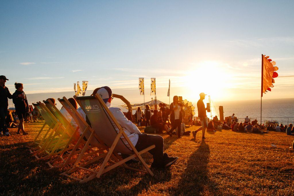 Chill out at Boardmasters in Newquay