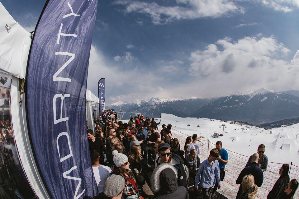 Caprices Festival in Switzerland