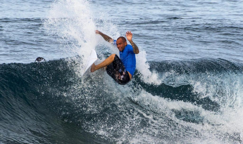 surfing festivals in the Philippines Cloud 9 WSL Event