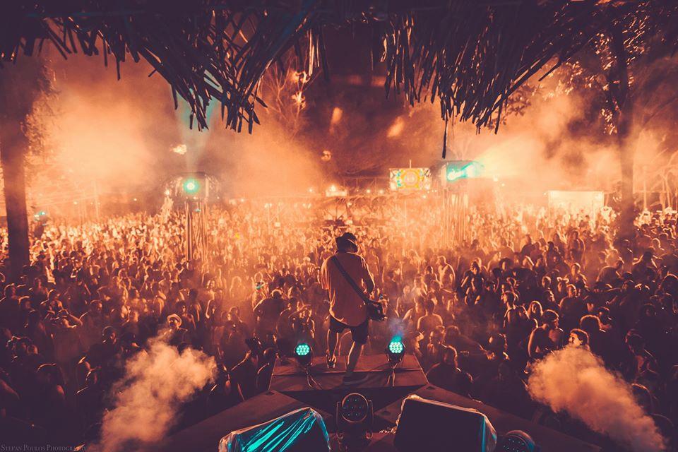 Envision Festival in the Jungle in CR