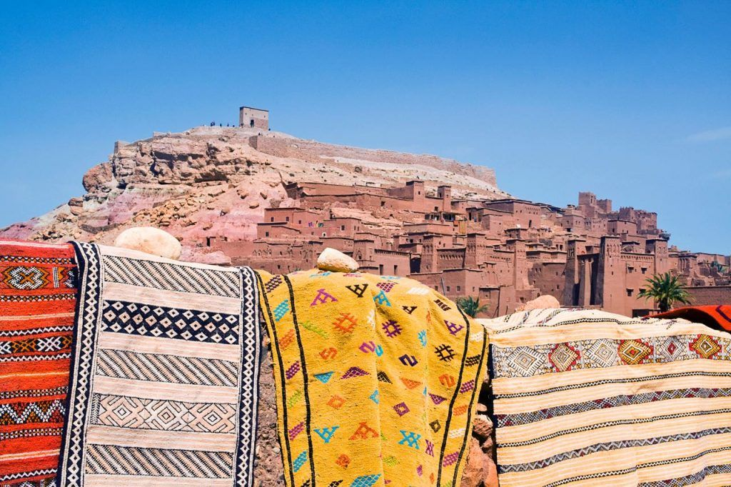 Places To Visit In Morocco, Ait Benhaddou