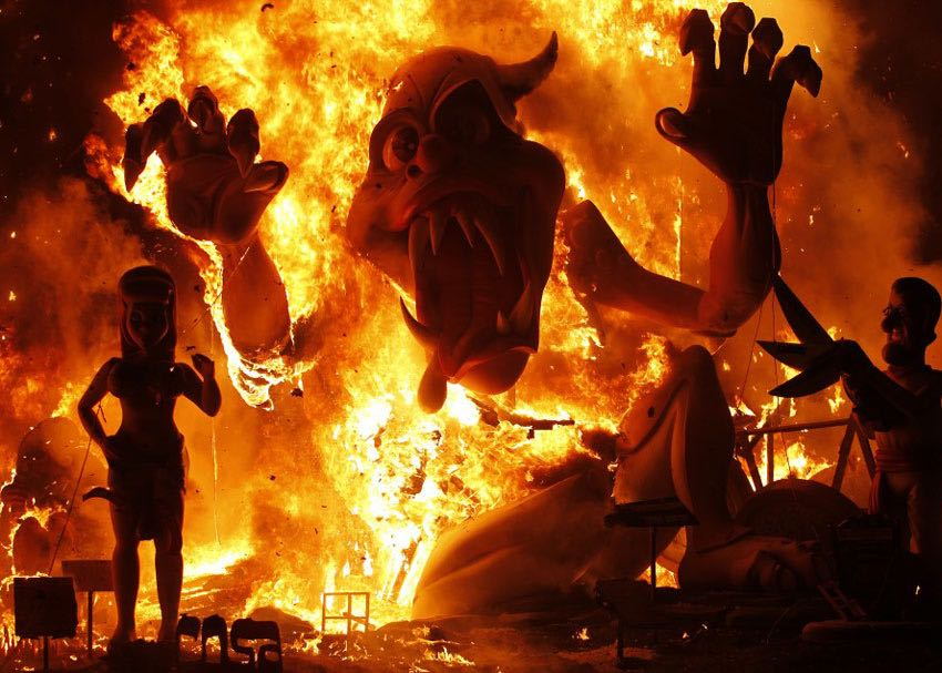 Spanish Festivals some of the craziest in the world