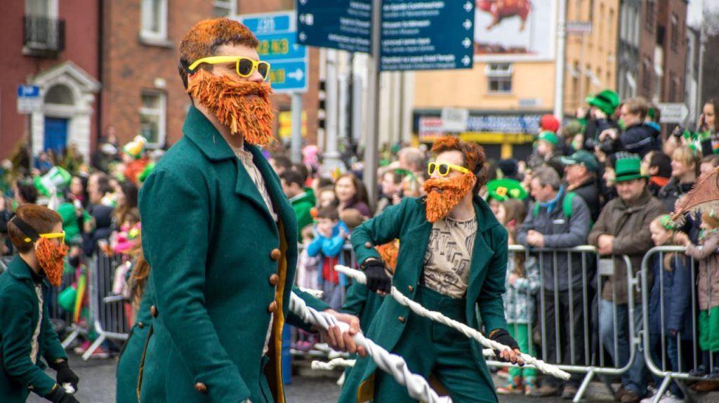 Festivals in March st patricks days