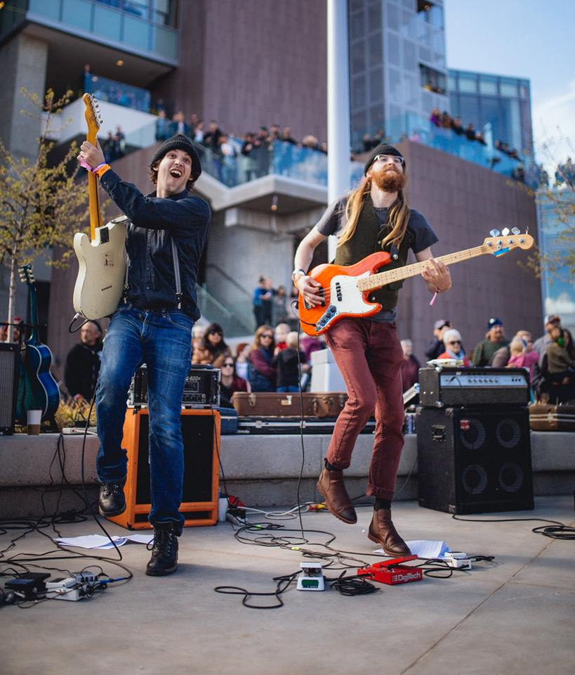 Festivals in March treefort music fest
