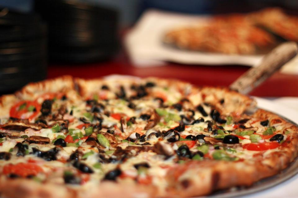 Vail Colorado Blue Moose Pizza