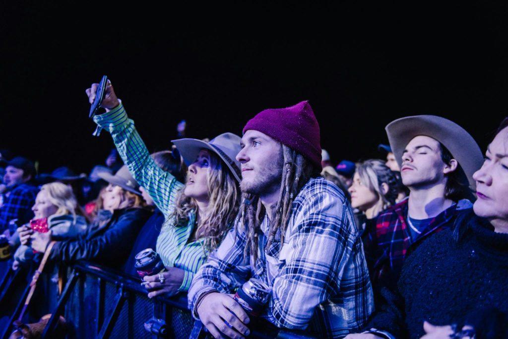 country music at Deni Ute Muster