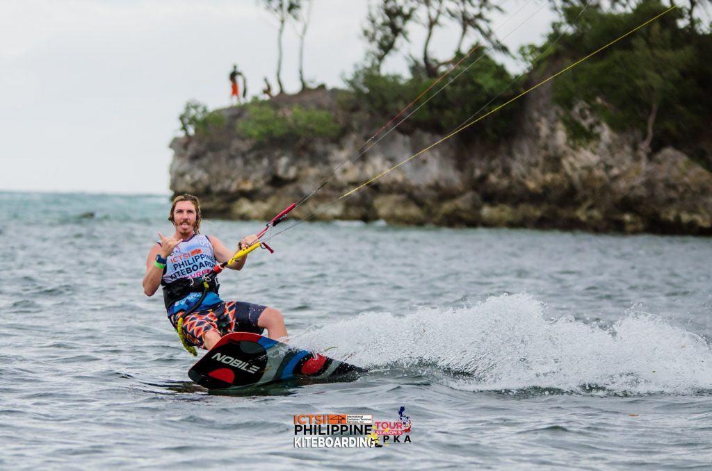 kite surfing festivals in the Philippines