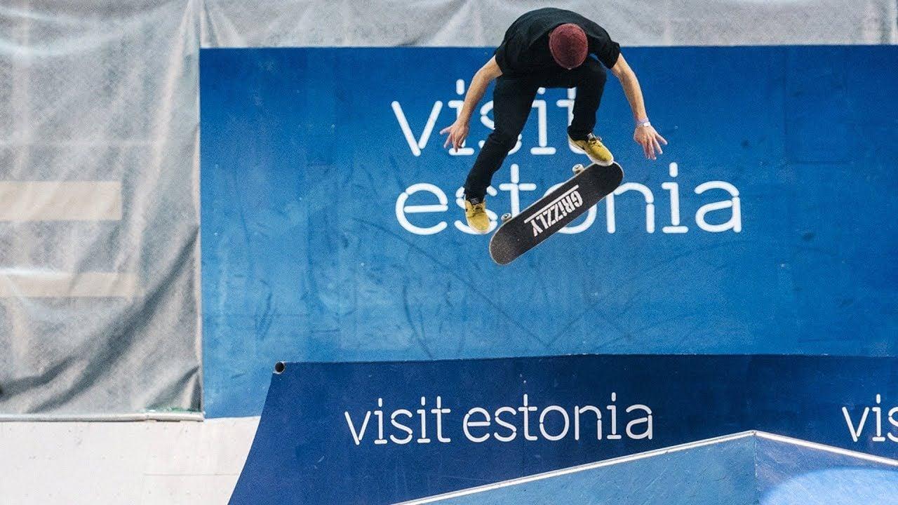 simple session skateboarding