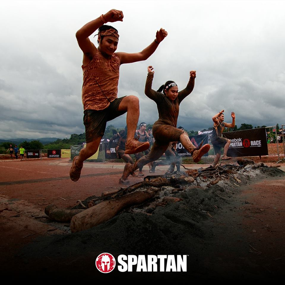 festivals in the Philippines spartan race in Manila