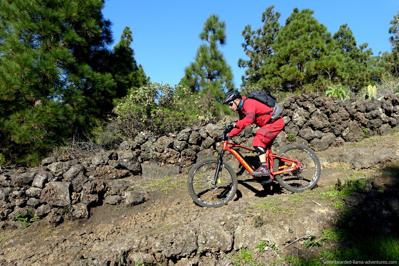 Atlantic Cycling La Palma canary Islands