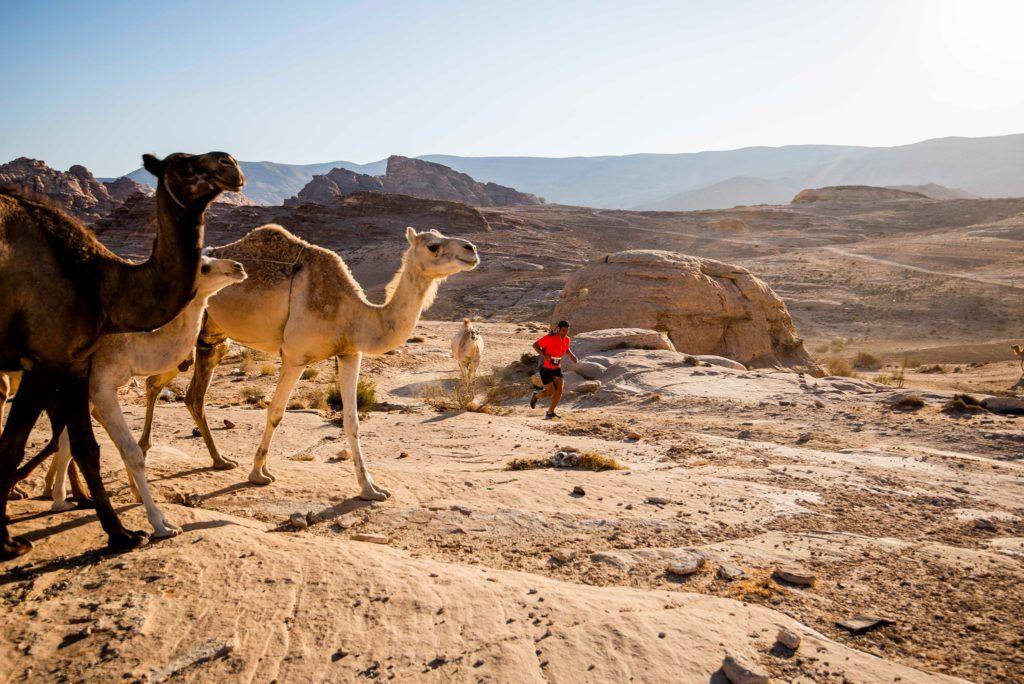 Petra Marathon in Jordan