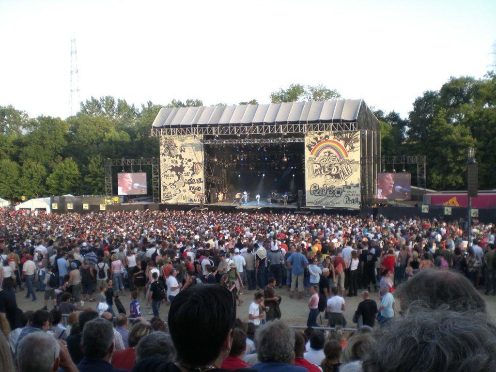 Paleo Festival Festivals In Switzerland