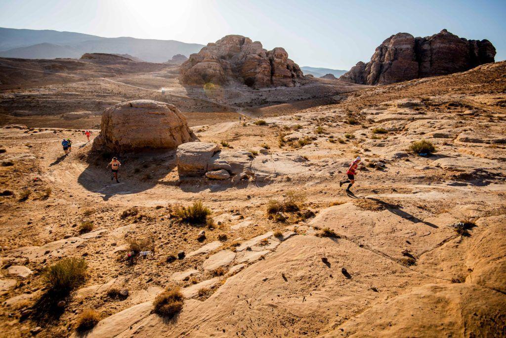 Petra Desert in Jordan