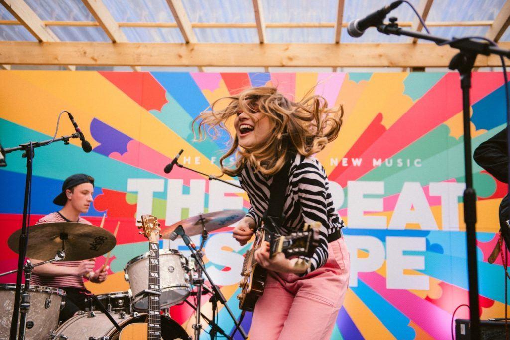Festivals in Europe The Great Escape Festival, Brighton UK