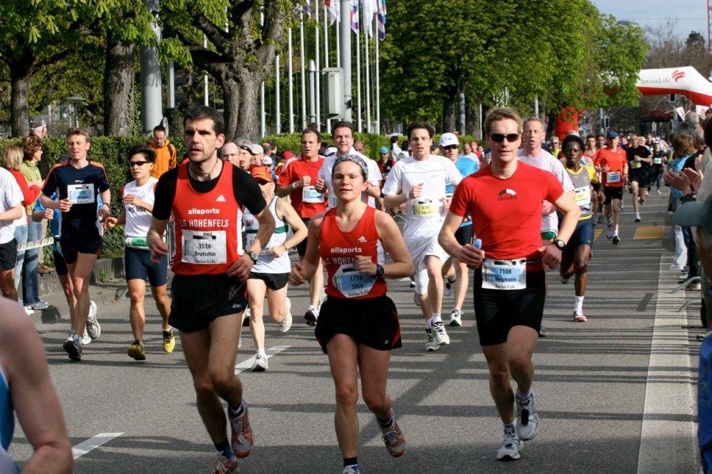 Zurich Marathon Festivals In Switzerland