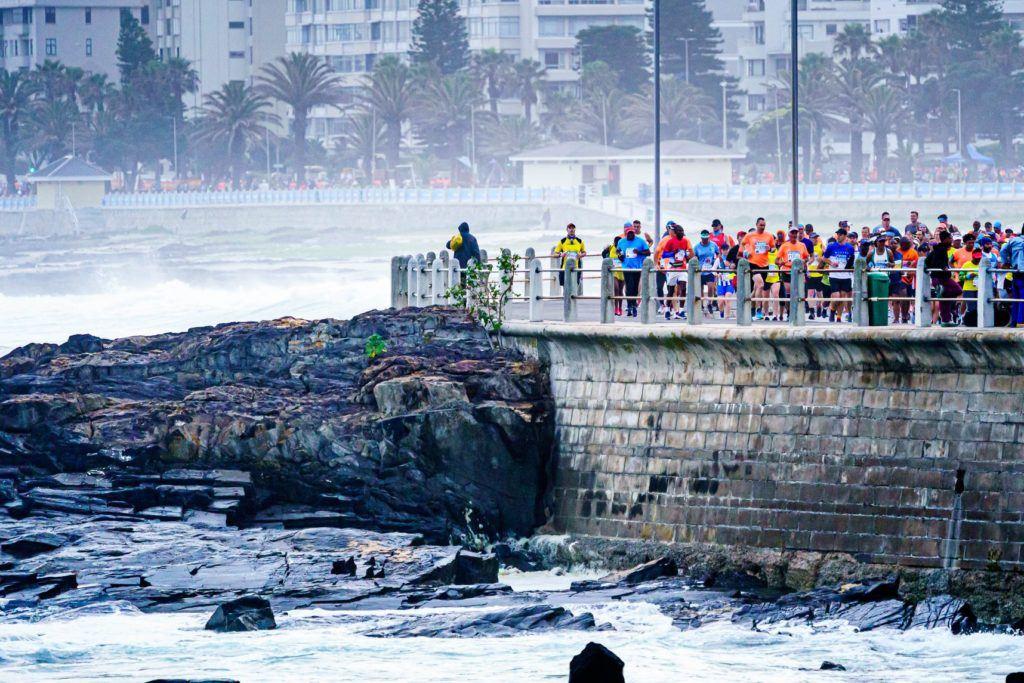 Cape Town Marathon in South Africa