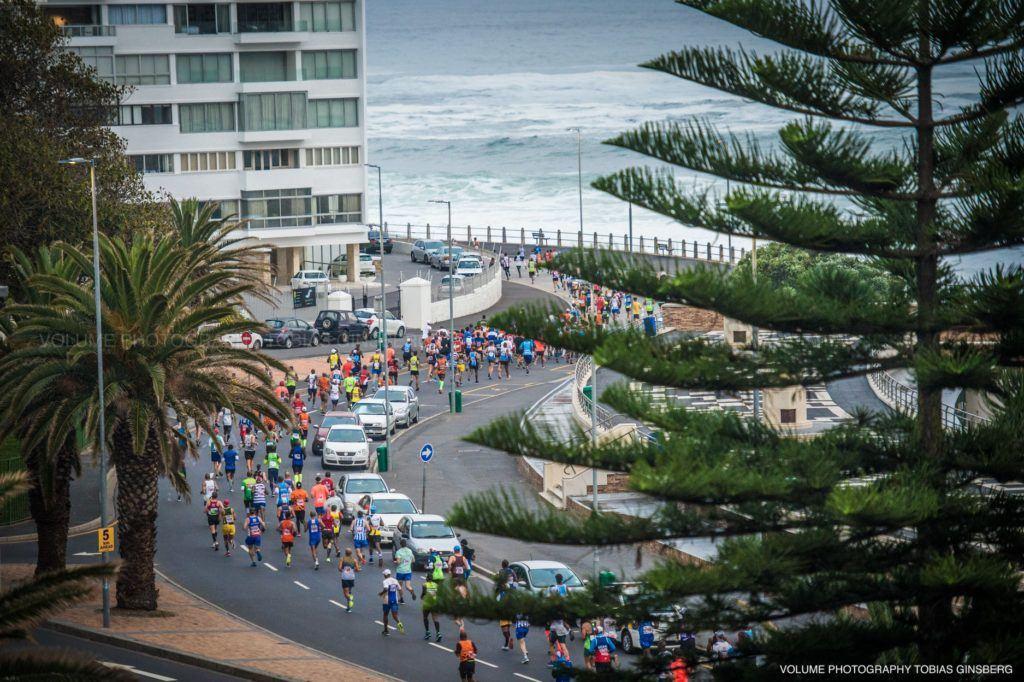 Cape Town Marathon Route