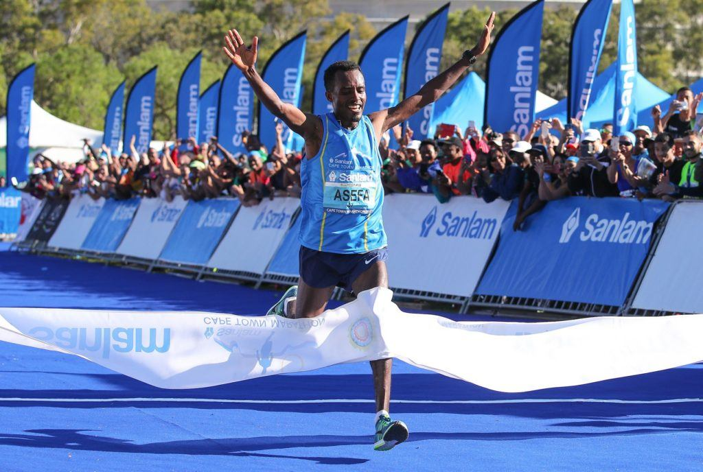 Cape Town Marathon is one of world's most stunning races