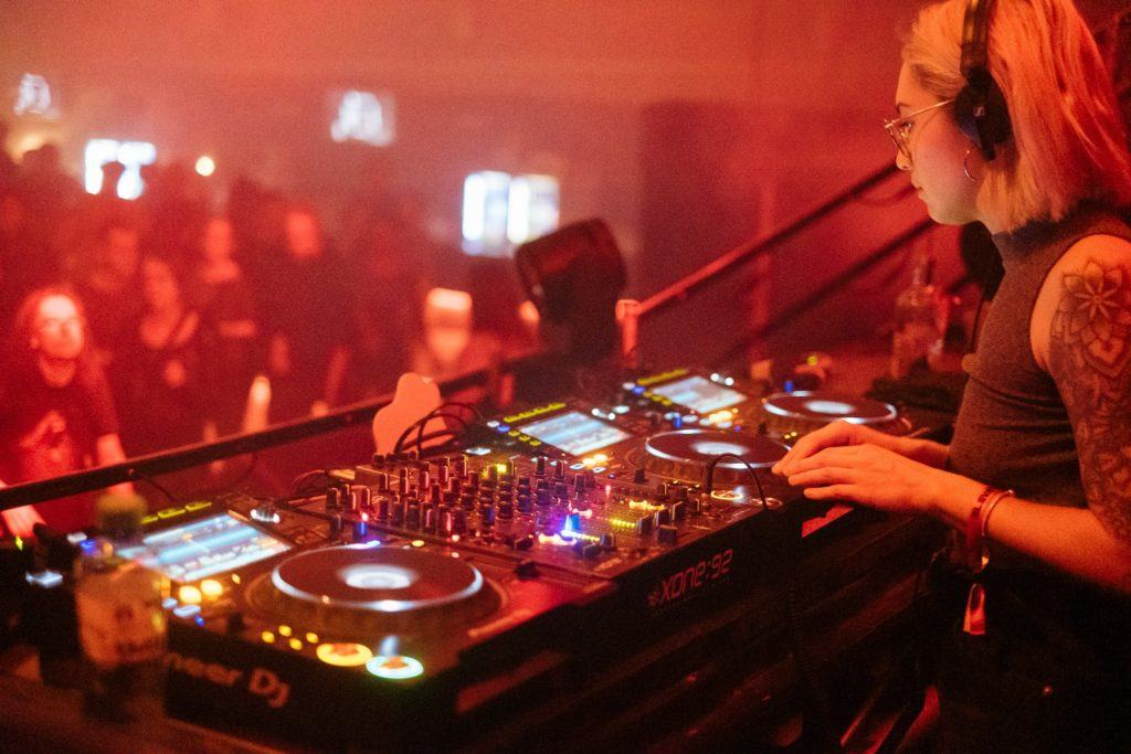 Elevate Festival DJ performance