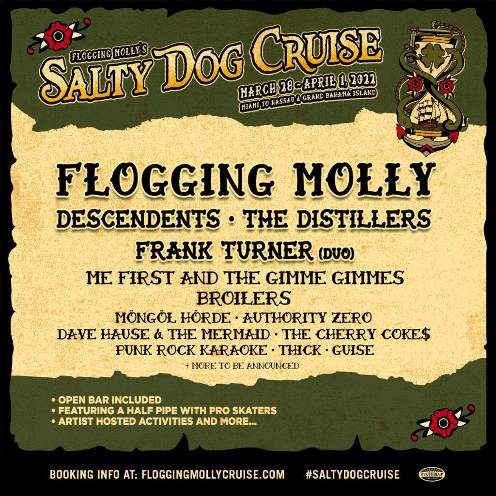 Salty Dog Cruise Lineup