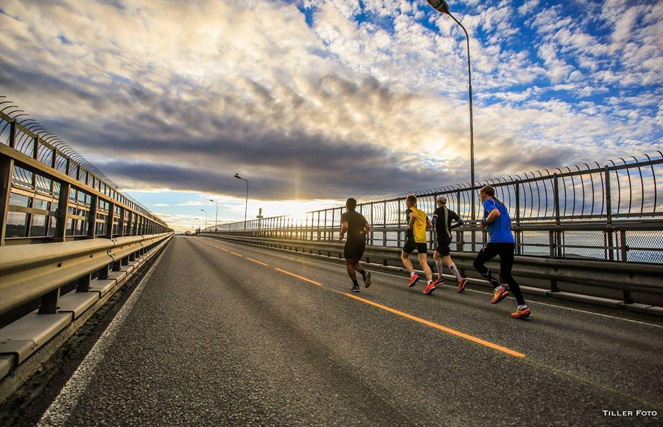 Best Marathons In Scandinavia, midnight sun marathon