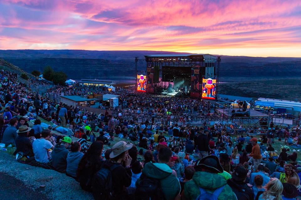Music Festivals in May from around the world