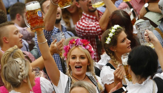 Beer Tasting Beer Festivals In Europe