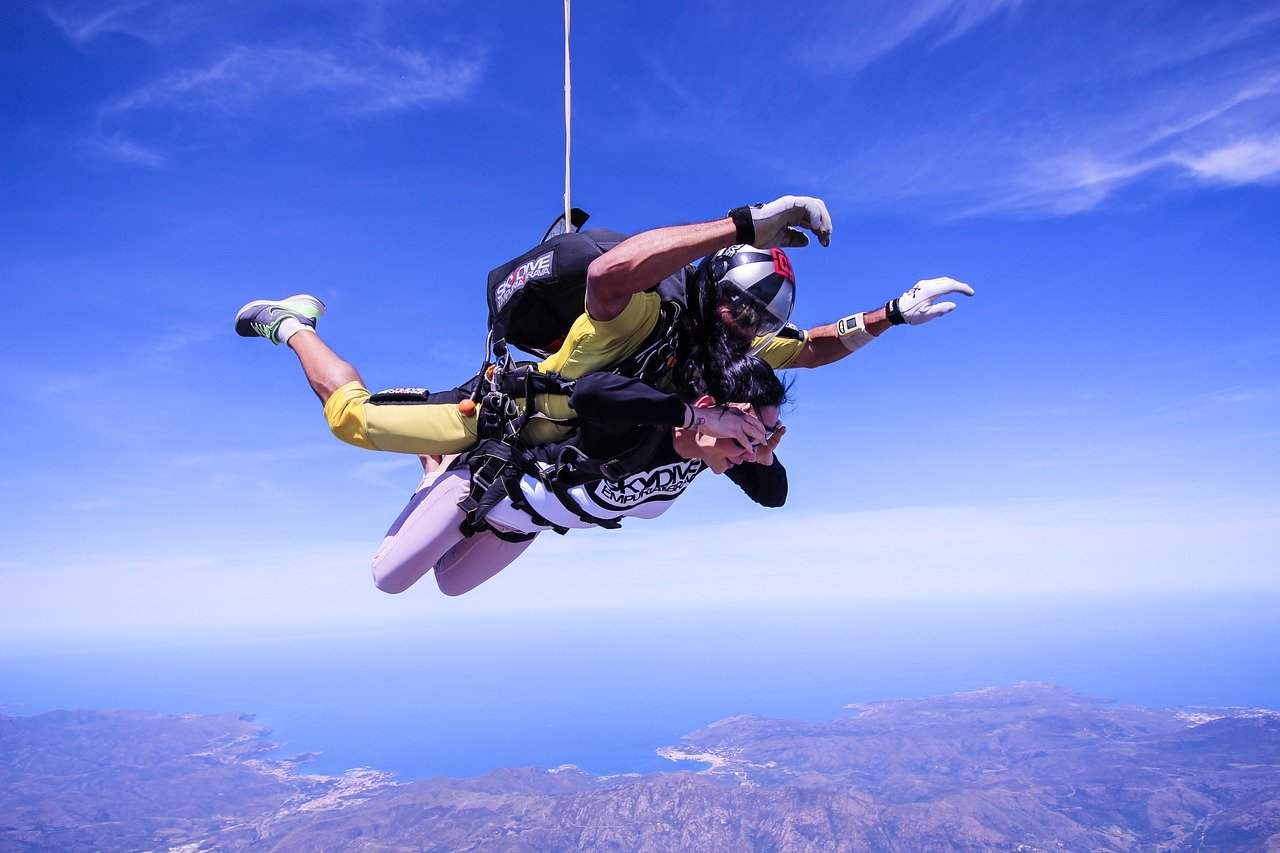 Skydiving In Australia and New Zealand