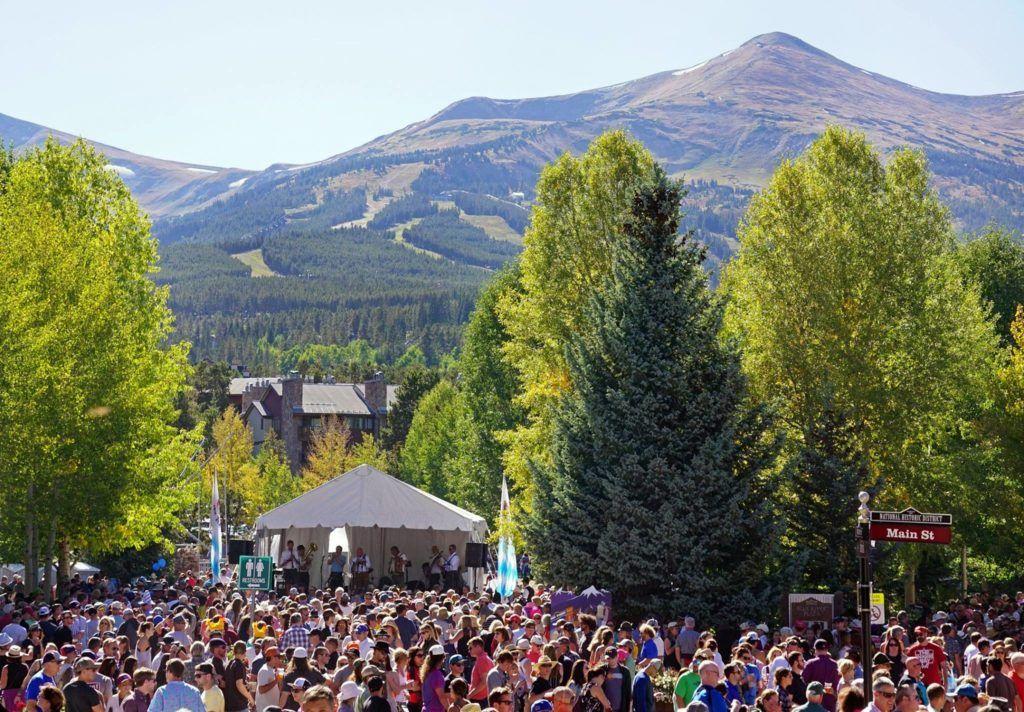 Beautiful Breckenridge in Colorado