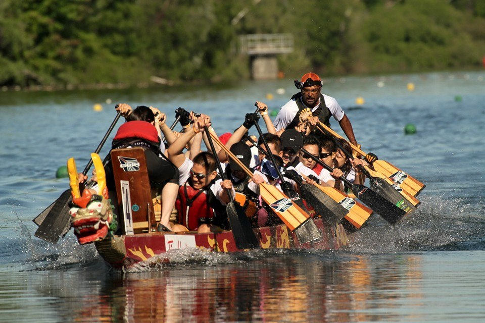 Dragon Boat Race Toronto Festival