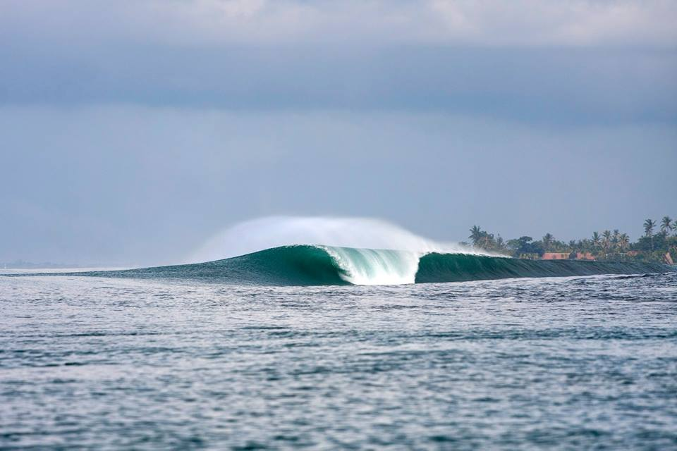 Keramas Beach WSL Corona Pro Bali