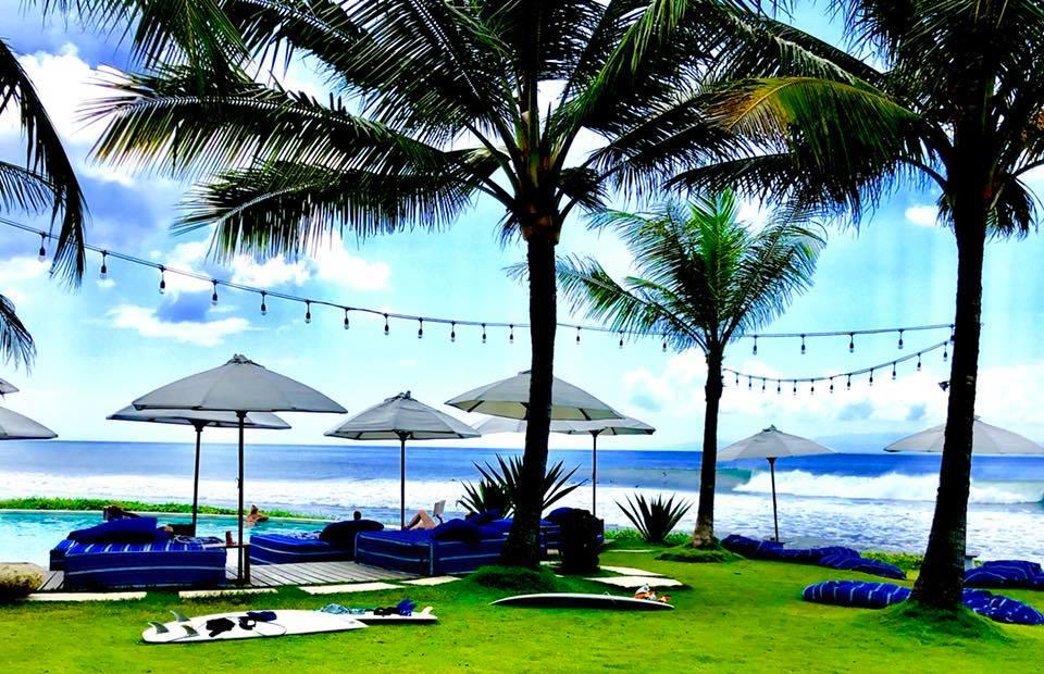 Keramas Beach, Bali Komune Resort