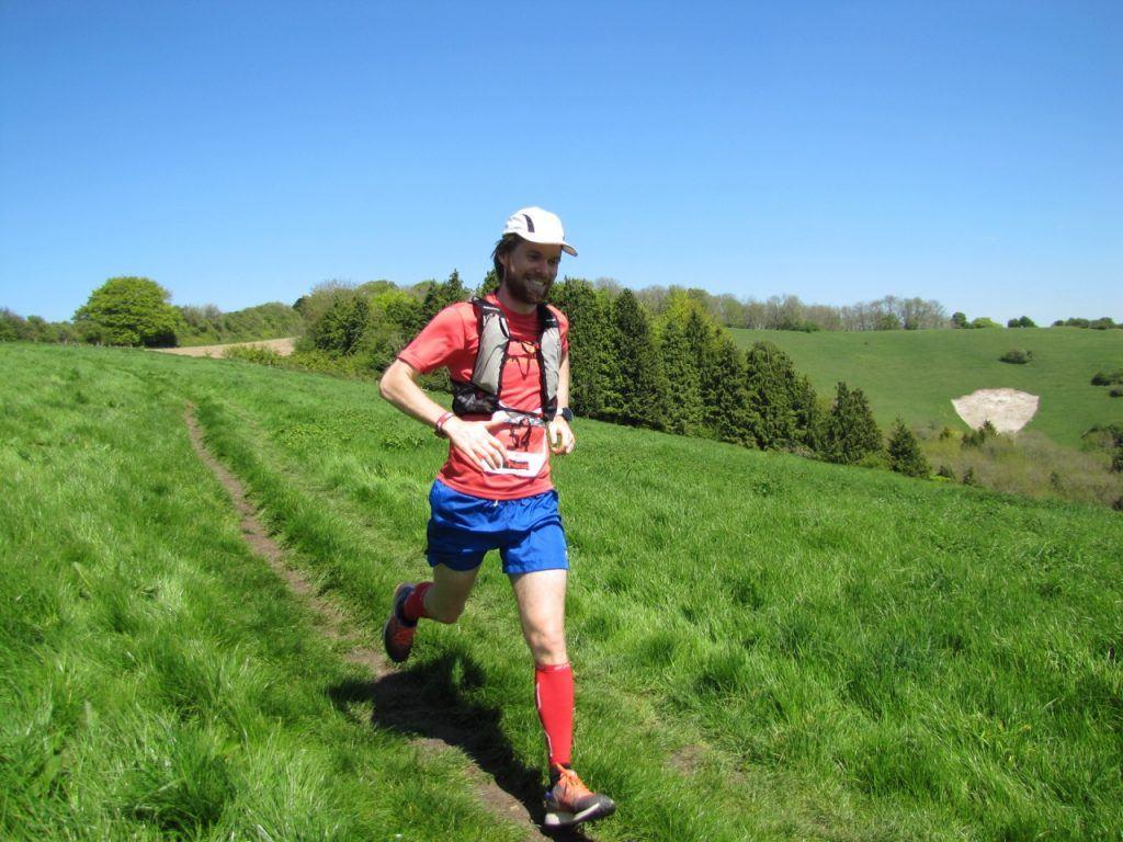 XNRG Devil's Challenge male runner