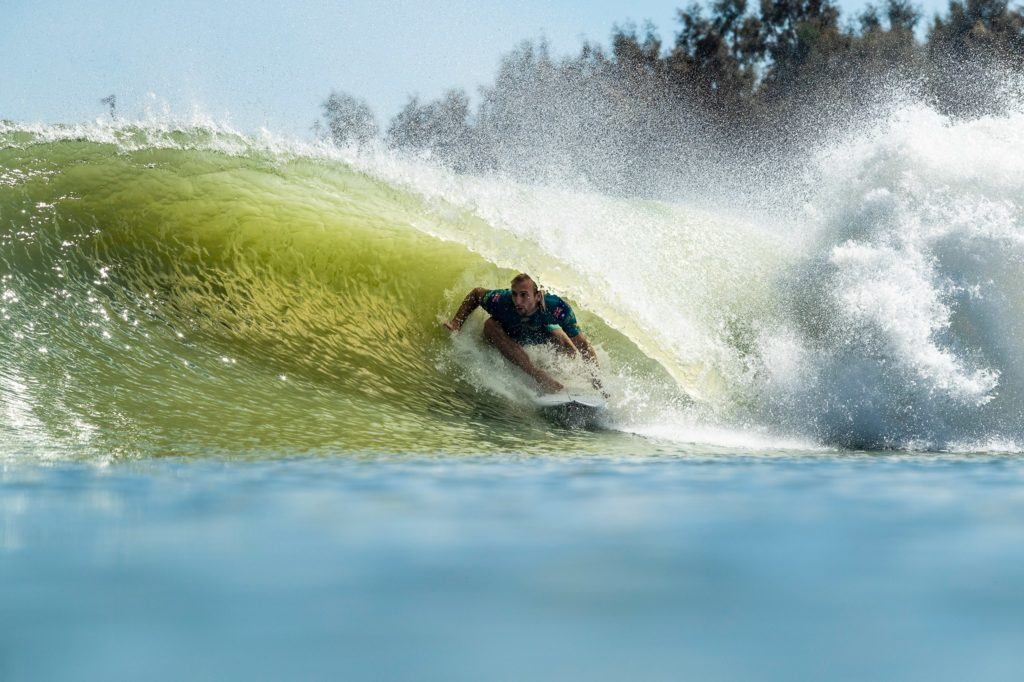 Owen Wright at the Surf Ranch Pro